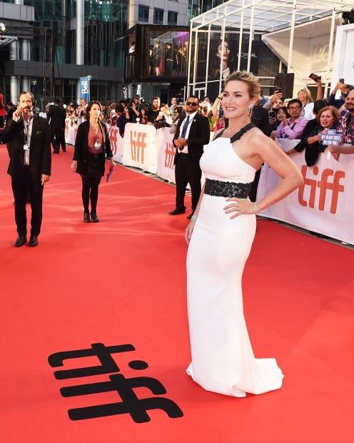 Kate Winslet at TIFF Awards.