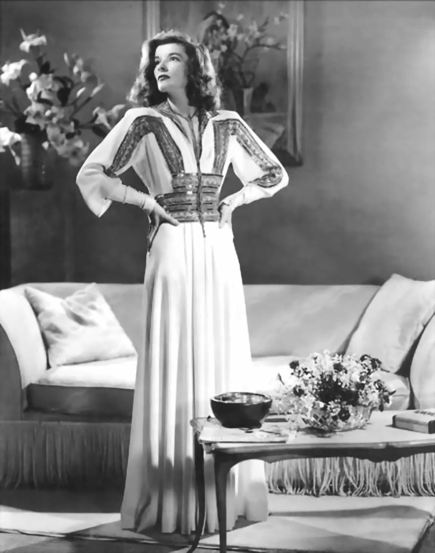Katherine Hepburn in Philadelphia Story