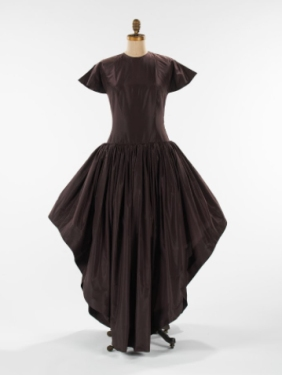 Evening dress by Madame Grès, Fall/Winter, 1984.