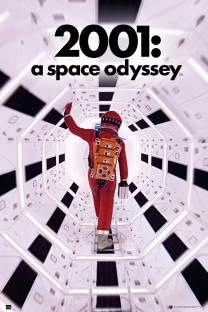 Costume design for the movie 2001: A Space Odyssey.