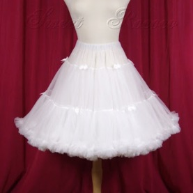 """A simple petticoat for the """"New Look""""."""