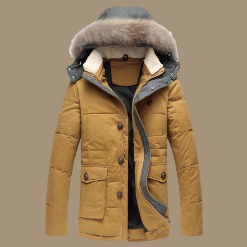 Example of an Anorak jacket.