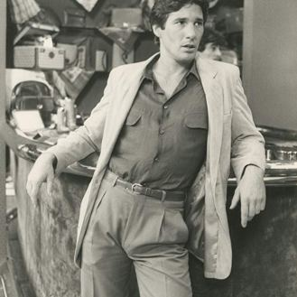 Richard Gere in the movie American Gigolo.