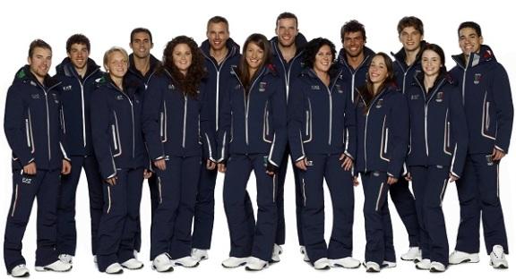 Armani - Olympics Uniform - All.