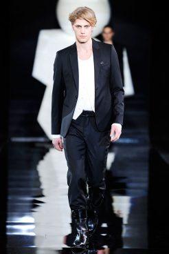 Emporio Armani - Menswear - Fall, 2010 - Look 87 - Unknown