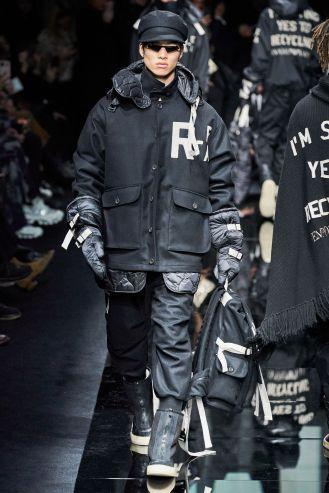 Emporio Armani - Menswear - Fall, 2020 - Look 102 - Unknown