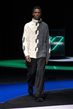 Emporio Armani - Menswear - Fall, 2021 - Look 48 - Unknown