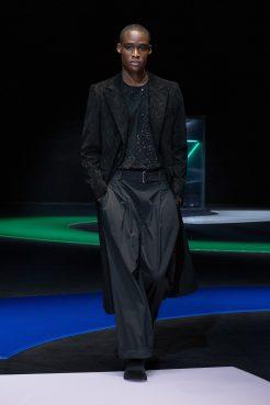 Emporio Armani - Menswear - Fall, 2021 - Look 95