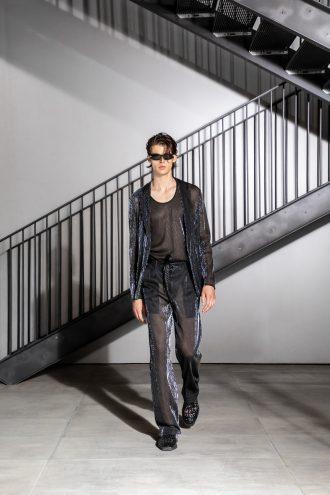 Emporio Armani - Menswear - Spring, 2021 - Look 62 - Unknown