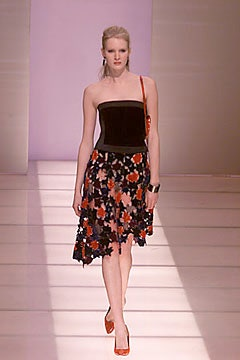 Emporio Armani - Womenswear - Fall, 2000 - Look 70 - Unknown