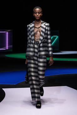 Emporio Armani - Womenswear - Fall, 2021 - Look 103 - Unknown