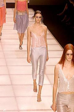 Emporio Armani - Womenswear - Spring, 2000 - Look 95
