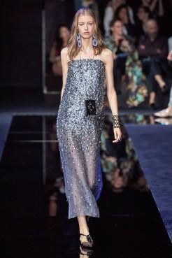 Emporio Armani - Womenswear - Spring, 2020 - Look 59