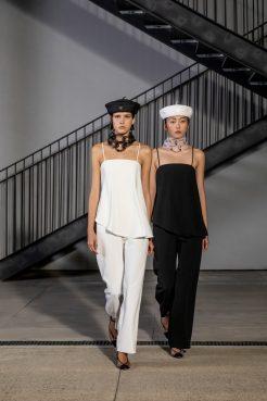 Emporio Armani - Womenswear - Spring, 2021 - Look 66 - Unknown