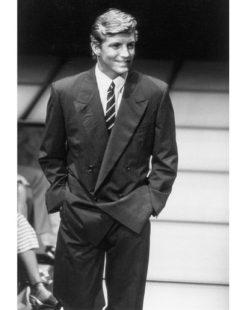 Armani Jacket, 1984.