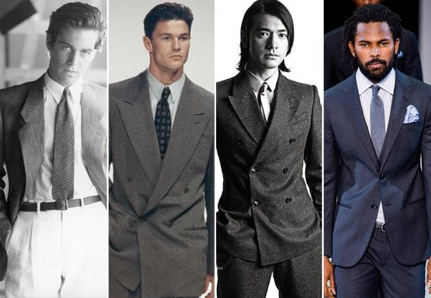GQ.com - Evolution of the Armani Jacket