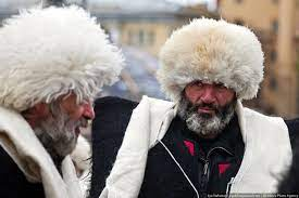 Papaha, a type of Papakha hat made of Astrakhan.