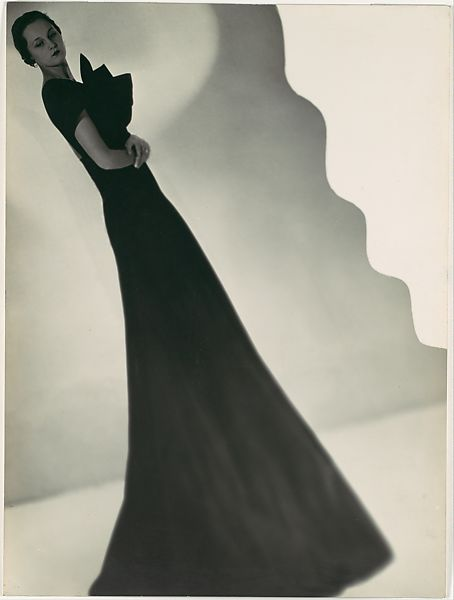 """""""The Model"""", photograph taken by Man Ray for Augustabernard, ca 1933."""