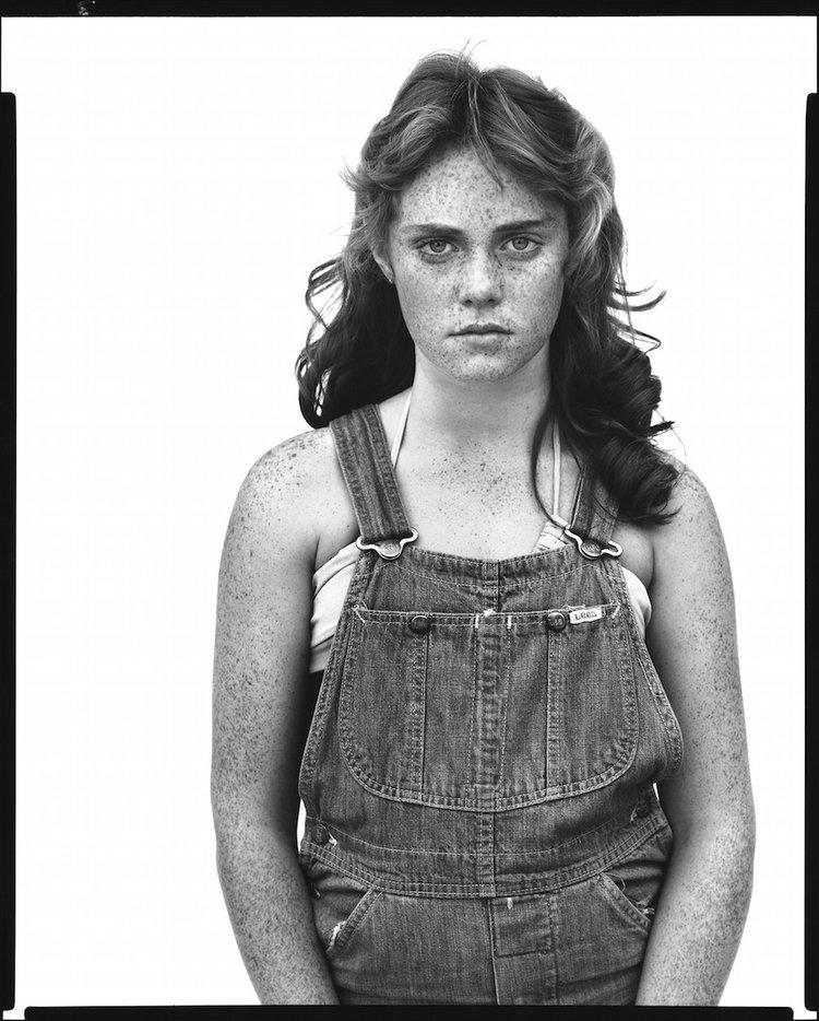 Sandra+Bennett,+twelve+year+old,+Rocky+Ford,+Colorado,+August+23,+1980
